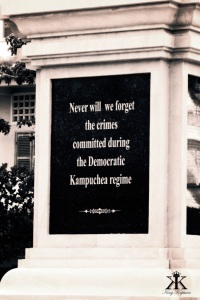 Cambodia 2015, Tuol Sleng Genocide Museum (S-21), never forget the crimes WM