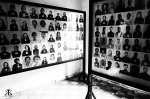 Cambodia 2015, Tuol Sleng Genocide Museum (S-21), victims lost to time 2 WM