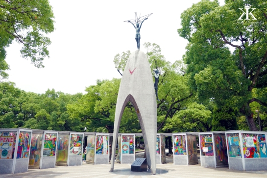 Children's Peace Monument
