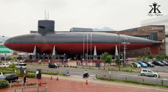 The JMSDF Museum right across the street! It's free.