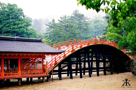Sori-bashi (Arched Bridge)