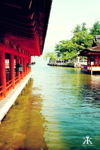 Miyajima 2015, Itsukushima Shrine, tidal pools WM