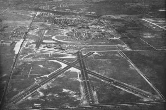 NAS Miami (Opa Locka) in 1947