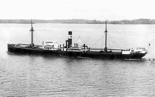 The San Francisco Maru