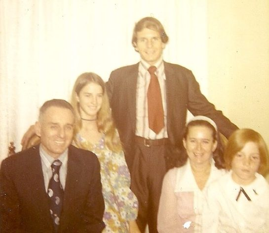 The Stowers in the mid-70s