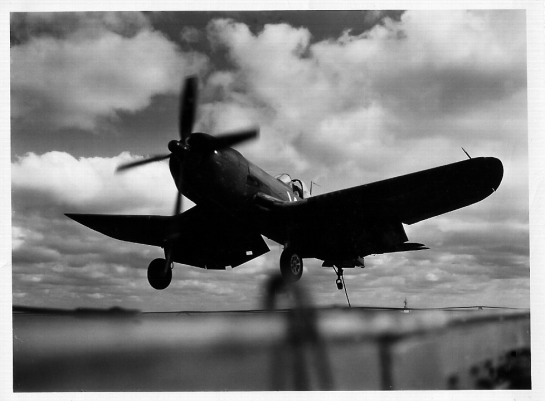 My Uncle Landing on the USS Rendova during the Korean War