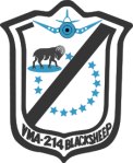 The Blacksheep of VMA-214
