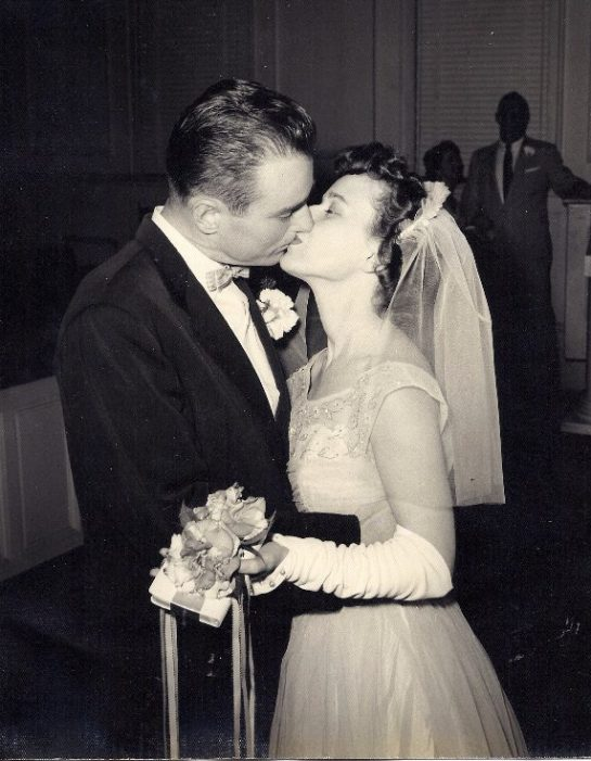 Wedding Day, 1955