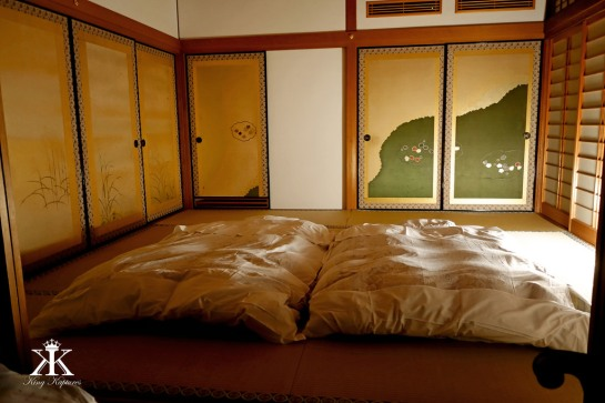 Futons on Tatami are Incredibly Comfortable!