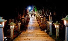 Strolling with the Spirits: Okunoin Cemetery