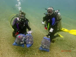 Diving Against Debris:  For A Cleaner, Healthier Ocean Planet