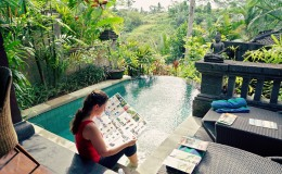 The Angelic Villas of Bidadari (Bali)